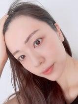 本田朋子、アートメークに挑戦し大満足「時短になって嬉しい」