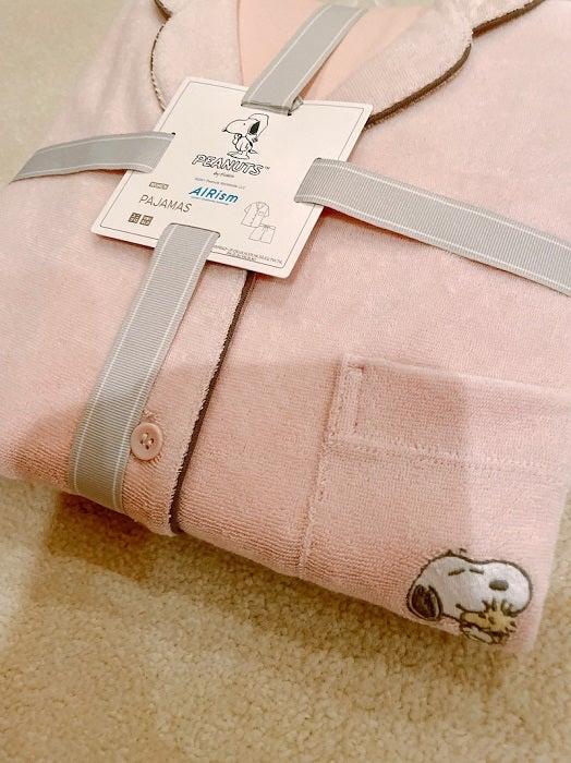 渡辺美奈代『ユニクロ』で即買いした商品を紹介「私も主人のSNOOPYに便乗」