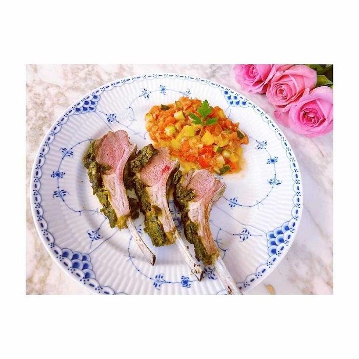 神田うの、家族に大好評だった本格料理を披露「家庭料理の域を超えております」