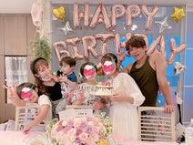 """辻希美、家族の""""愛""""を感じた34歳の誕生日「嬉しさと感動で涙」"""