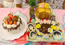 杉浦太陽、妻・辻希美のために子ども達が作ったケーキを公開「ありったけの想いを込めて」
