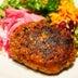 【革命グルメ】肉にしか思えない肉不使用ハンバーグが衝撃のウマさ! アーモンドミルク料理にも感動「The Burn」