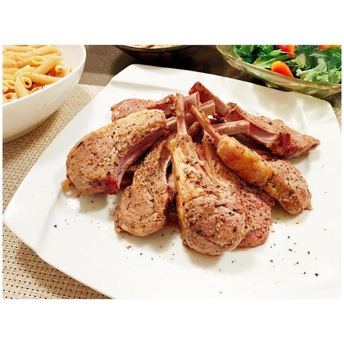 押切もえ、久しぶりに作ったラム肉の料理を絶賛「脂が重くないのがラムの良いところ」