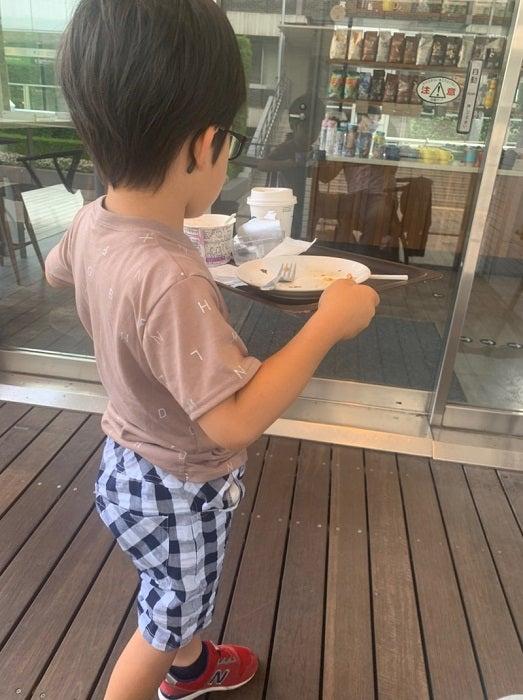 金子恵美、息子の行動にスタバ店員が歓喜「歓声があがったそうです」