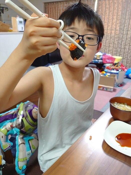 山田花子、長男の誕生日パーティーで反省「もう少し盛り上がると思った」