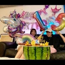 新山千春、15歳の誕生日を迎えた娘を祝福「娘の笑顔をこれからも守っていく」