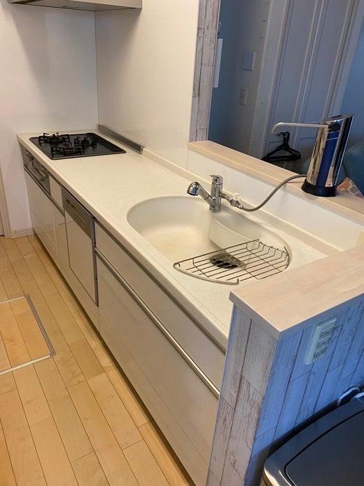 原田龍二の妻、10年使用したキッチンを取り替え「シンクが割れてしまって」