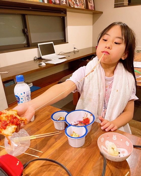 みきママ、子ども達に1番人気だった料理を紹介「ストレス発散になります」