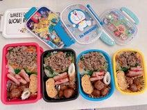 """辻希美、家にある物で作った""""簡単弁当""""を公開「外で食べました」"""