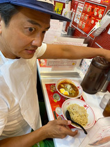 原田龍二の妻、キッチン設置中の合間に夫と外食へ「チャレンジ精神に火がついて」