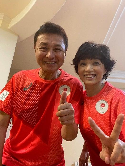 渡辺徹、吉田沙保里さんからの贈り物を披露「しっかり応援させていただきます」