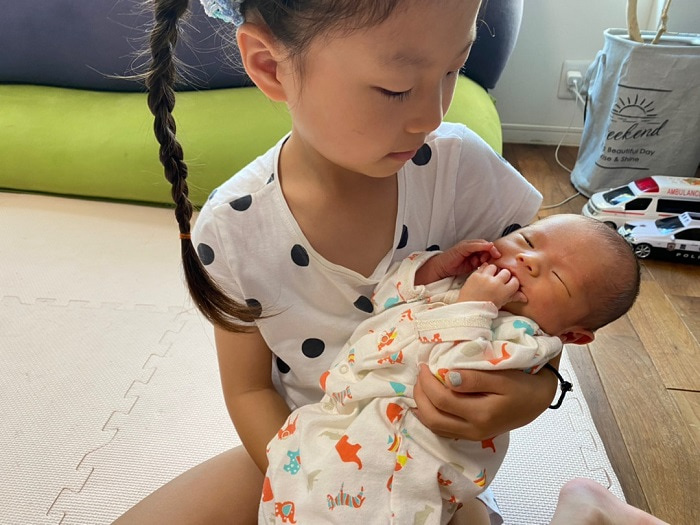 エハラマサヒロの妻、最近あまり出ない母乳に困惑「ストレス?!栄養不足?!」