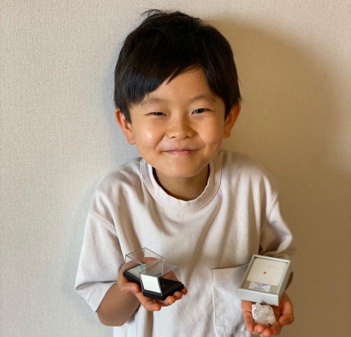 中川パラダイスの妻、息子が誕生日にリクエストした物「誰に似たのか研究熱心」