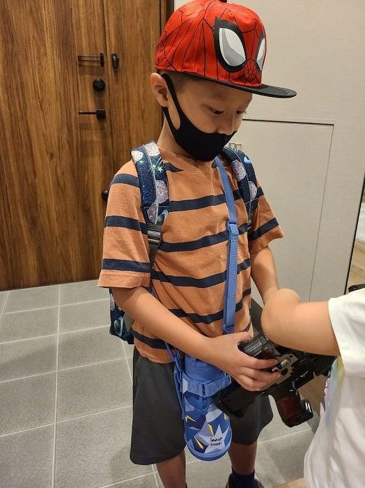 小原正子、息子をサマースクールに通わせる理由「より楽しく過ごせる時間を」