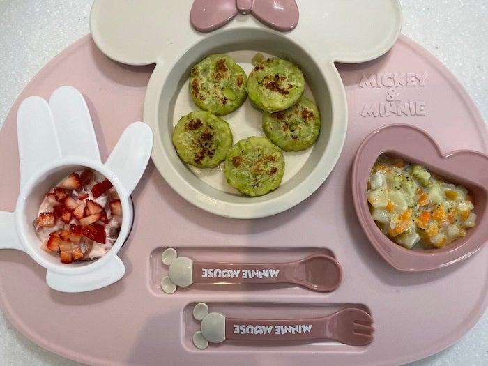 現役高校生ママのモデルまやりん、子どもがお気に入りのご飯を公開「大好きなご飯です」