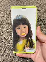 """はんにゃ・川島、""""親バカ全開""""な携帯カバーを公開「全然変えてなかった」"""