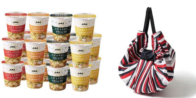JALUX、銀座三越の「AIRPORT in GINZA」に出店 JALロゴ入りグッズなど販売