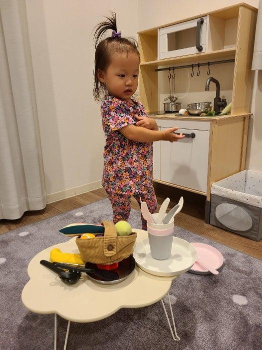 小原正子『IKEA』の誕プレを受け取った娘の反応「楽しそう」「成功でしたね」の声