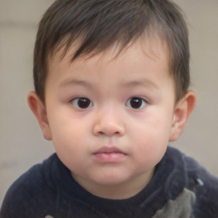 だいたひかるの夫、アプリで予想した子どもの顔を公開「楽しみ」「可愛い」の声