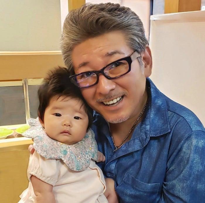 布川敏和、そっくりと言われた2か月半になった孫「女の子だからなぁ」