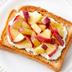 【子どものおやつや朝食に!】食パン1枚で簡単! さつまいもとりんごとリコッタチーズ『パンイチRECIPE』