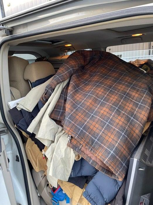 天津・木村、一人暮らしの家から荷物の引越し「荷物がすごく増えてる」