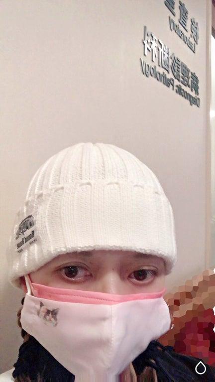 広田レオナ、病院を訪れ発覚した驚きの事実「下の肺に穴開いてたんですか?」