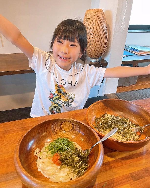 みきママ、娘が週1で食べる簡単レシピを紹介「自分で作れるから好きなんだな」