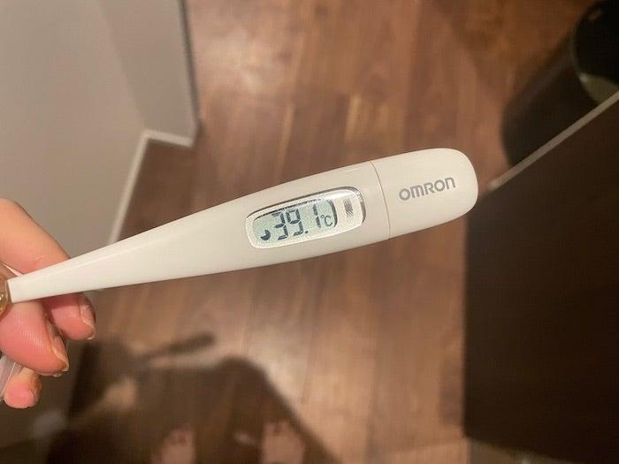 あいのり・桃、2回目のワクチン接種後に発熱「急にガタガタと寒気が」