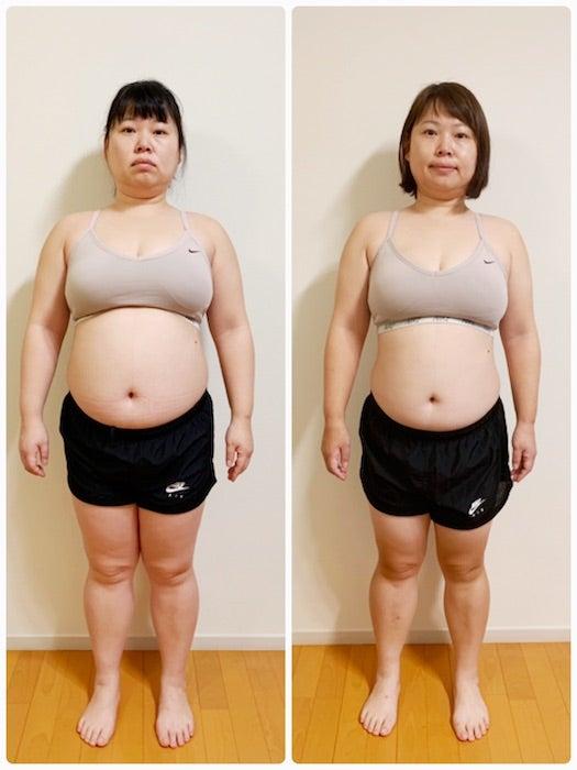 ニッチェ・近藤、約5kgの減量に成功「腰とお尻のラインが激変」