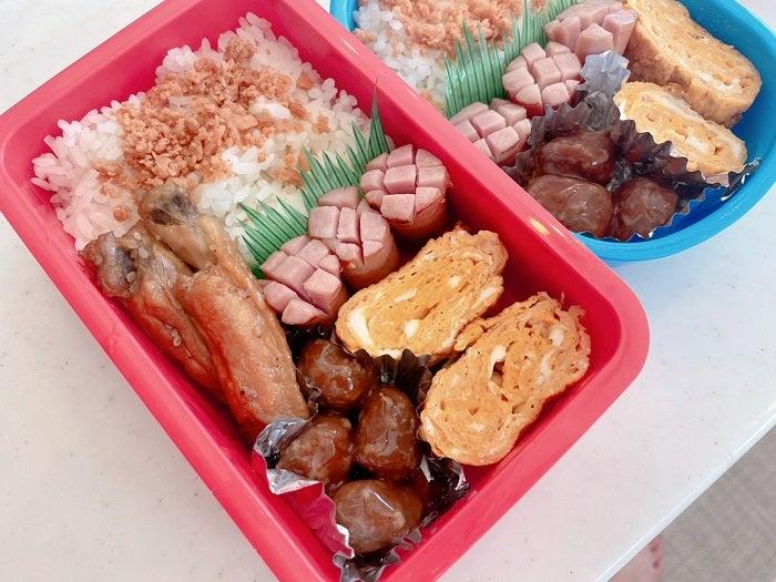 辻希美、子ども達が大喜びした弁当を公開「ママに楽をありがとう」