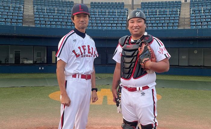 ドラマ『ハチナイ』佐藤仁美&里崎智也氏のゲスト出演を報告「夫婦の問題を解決へ導く」