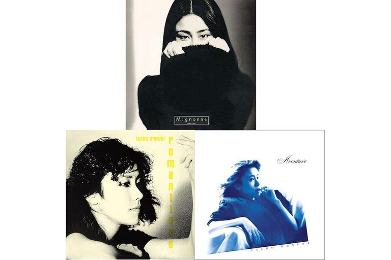 大貫妙子、RCA時代の3作品を世界的名匠バーニー・グランドマンによるマスタリング音源で再発