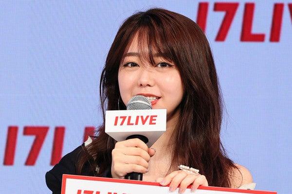 AKB48の岡部麟、小栗有以が17LIVEイベントで峯岸みなみと共演「AKBの暴露は絶対しないように改めて誓いました」