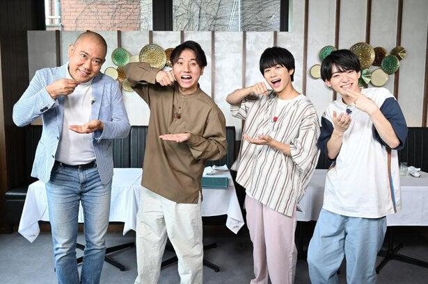 Lil かんさい嶋崎斗亜&西村拓哉とコロチキが高級絶品ステーキ肉に大興奮!<よるのブランチ>