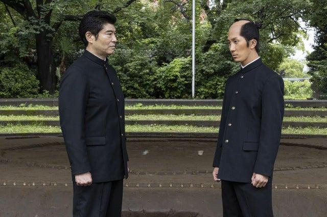 濱田崇裕、『逢坂くん』第9話で筋肉と筋肉のぶつかり合い 森本慎太郎との2人語りにも注目【プロデューサーコメント付きあらすじ】