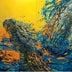 東洋思想の気に着目。銀座 蔦屋書店で上野裕二郎による新作個展「Surge/渦動」開催