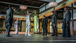 姫路城、圓教寺、岸和田城など続々登場 「G.I.ジョー 漆黒のスネークアイズ」メイキング映像