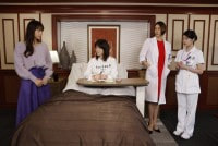 鷲見玲奈、『ドクターX』出演 初の女優役であざとい女を熱演