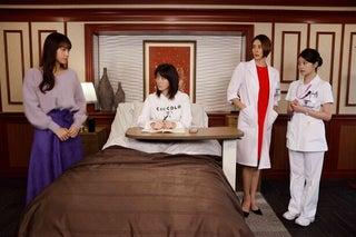 鷲見玲奈、自身初の女優役であざとい女を熱演「女優の世界は少しアナウンサーにも通じる部分がある」<ドクターX>