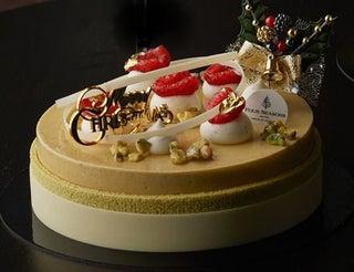 自宅でのクリスマス気分を華やかに彩る、フォーシーズンズホテルのクリスマスケーキ