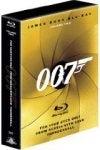 勝手に映画紹介!?-007 ブルーレイディスク 3枚パック Vol.2