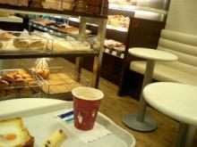 ルパのカフェコーナー