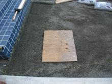 THE 中島邸 ~分離発注で挑む建築日記~-作業用足場板