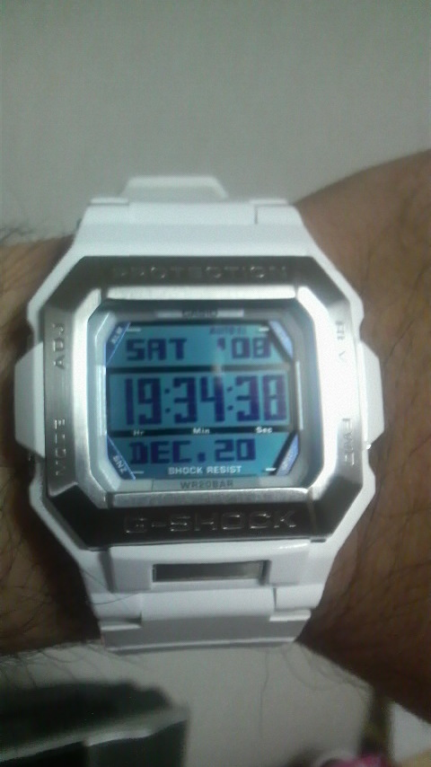 OSAの時計がある生活