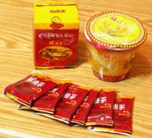 インスタントバター茶