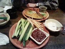 NEET候補生定あき-野菜と八丁味噌