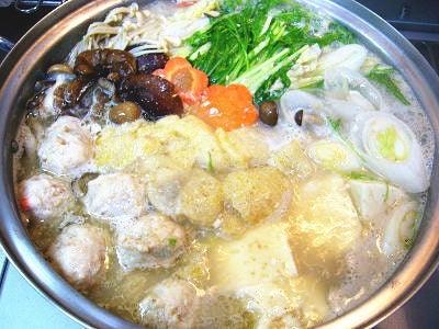 ごま豆乳鍋_2