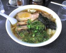 大西 ワンタンチャーシュー麺