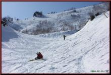 ロフトで綴る山と山スキー-悪雪に苦しむ
